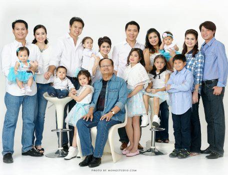 รูปครอบครัวคุณติ๊บ