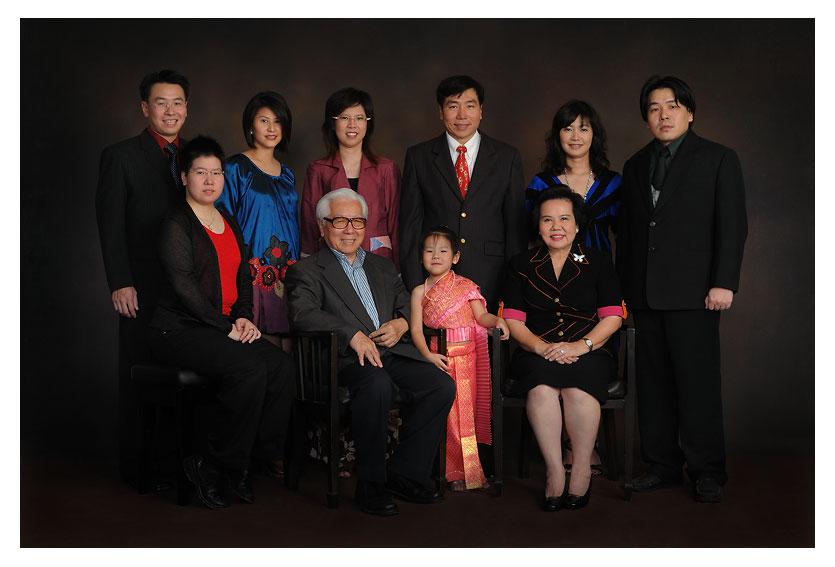 ภาพครอบครัว